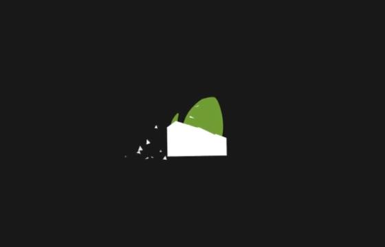 AE模板 创意MG卡通动画LOGO片头显示 VideoHive Flat Logo