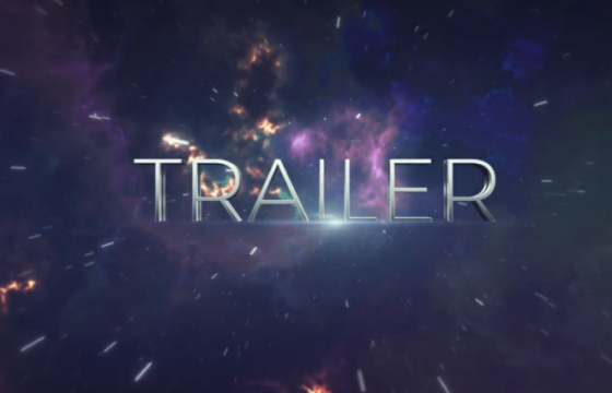 AE模板 航空航天电影预告 Cinematic Trailer