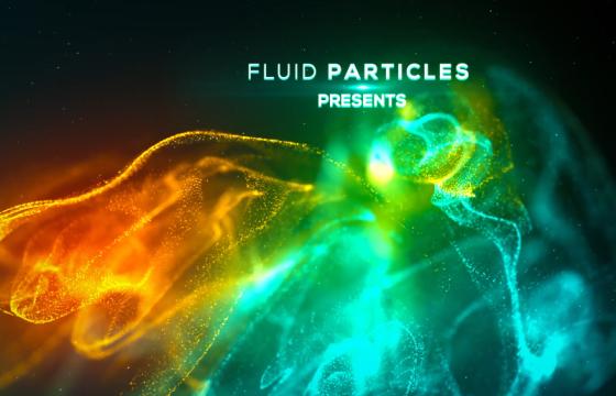 AE模板 – 烟雾粒子背景动画文字标题 Smoke Particle Titles
