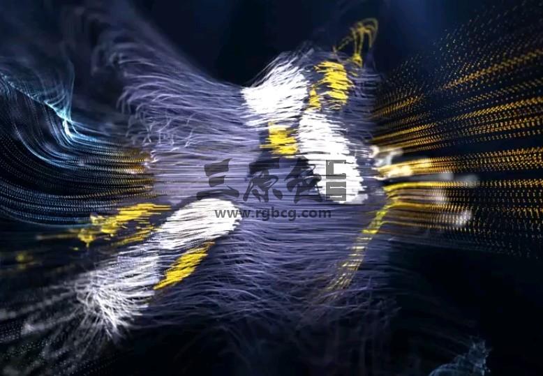 AE模板 - LOGO音乐频谱动画片头 Logo Formation Audio React Ae 模板-第1张