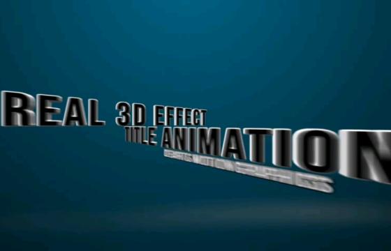 AE模板 – 800多个文字标题 字幕排版动画 Title Animations