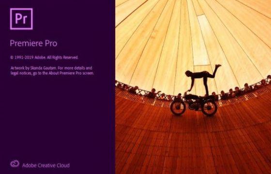 Adobe Premiere Pro 2020 v14.0 中文破解 一键安装版