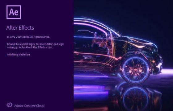 Adobe After Effects 2020 v17.0 中文破解 一键安装版