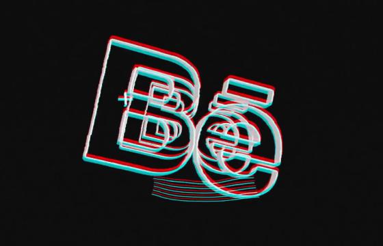 AE模板 – 重影故障特效LOGO标志显示片头 Glitch Logo Reveal