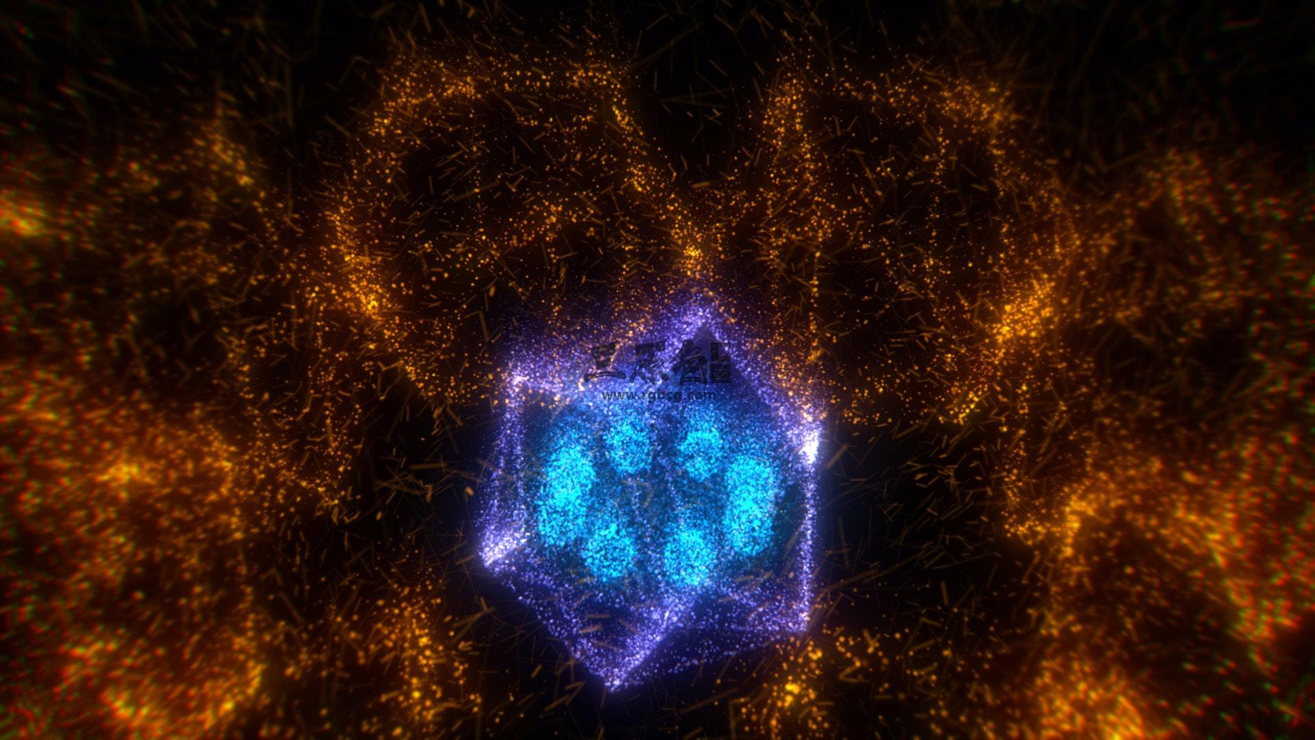 AE插件 3D粒子特效插件 Trapcode Particular v4 中英文 一键安装版 Ae 插件-第4张