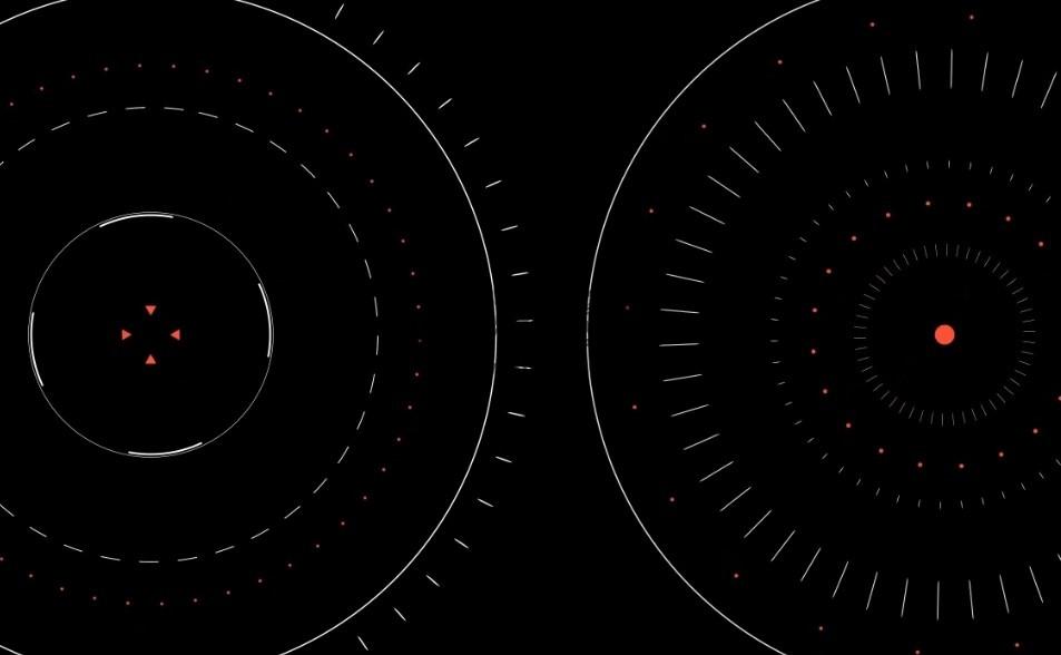 AE模板 - 圆形HUD动画元素 HUD Pack - Circles Ae 模板-第1张