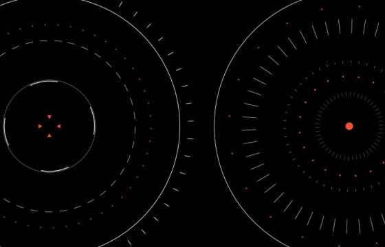 AE模板 – 圆形HUD动画元素 HUD Pack – Circles