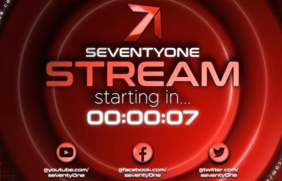 AE模板 – 红色游戏直播带主播操作画面界面图形元素 Streamer Pack 2