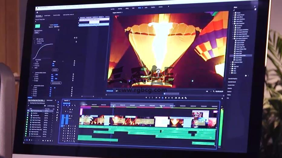 Pr插件 视频转场过渡特效 FilmImpact Premium Video Transitions v4.5.3 Pr 插件-第1张