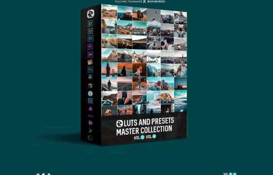 影视后期/照片 LUTs调色预设合集 LUTs and Presets Master Collection