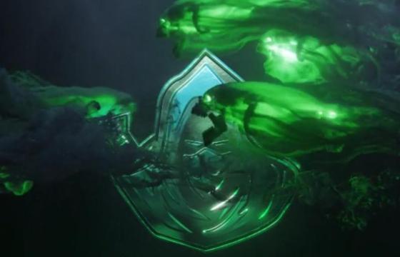 AE模板 – 烟雾鬼魂恐怖片头 Dark Ghost Logo