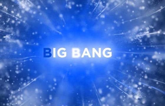 AE模板 -梦幻粒子炸裂背景动画 文字标题 Big Bang Titles