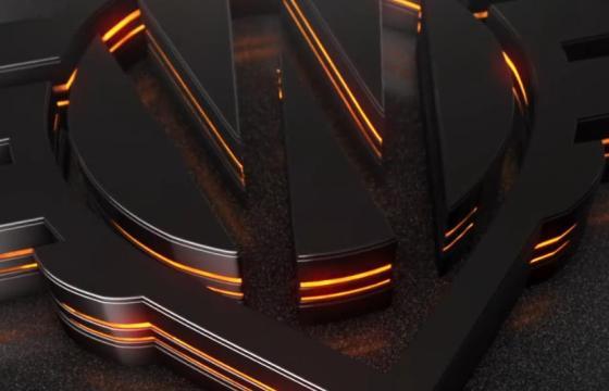 AE模板 E3D三维动态车标动画展示片头 Car Logo Reveal