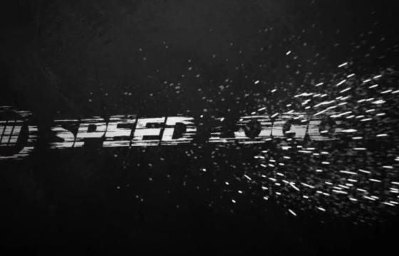 AE模板 经典黑白灰三色LOGO标志展示 Black And White Logo Reveal